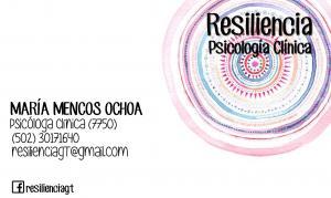 Resiliencia, psicología clínica.